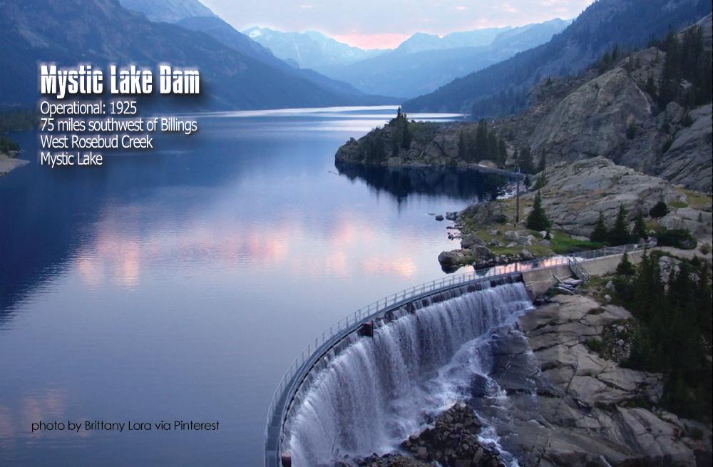 Mystic Dam